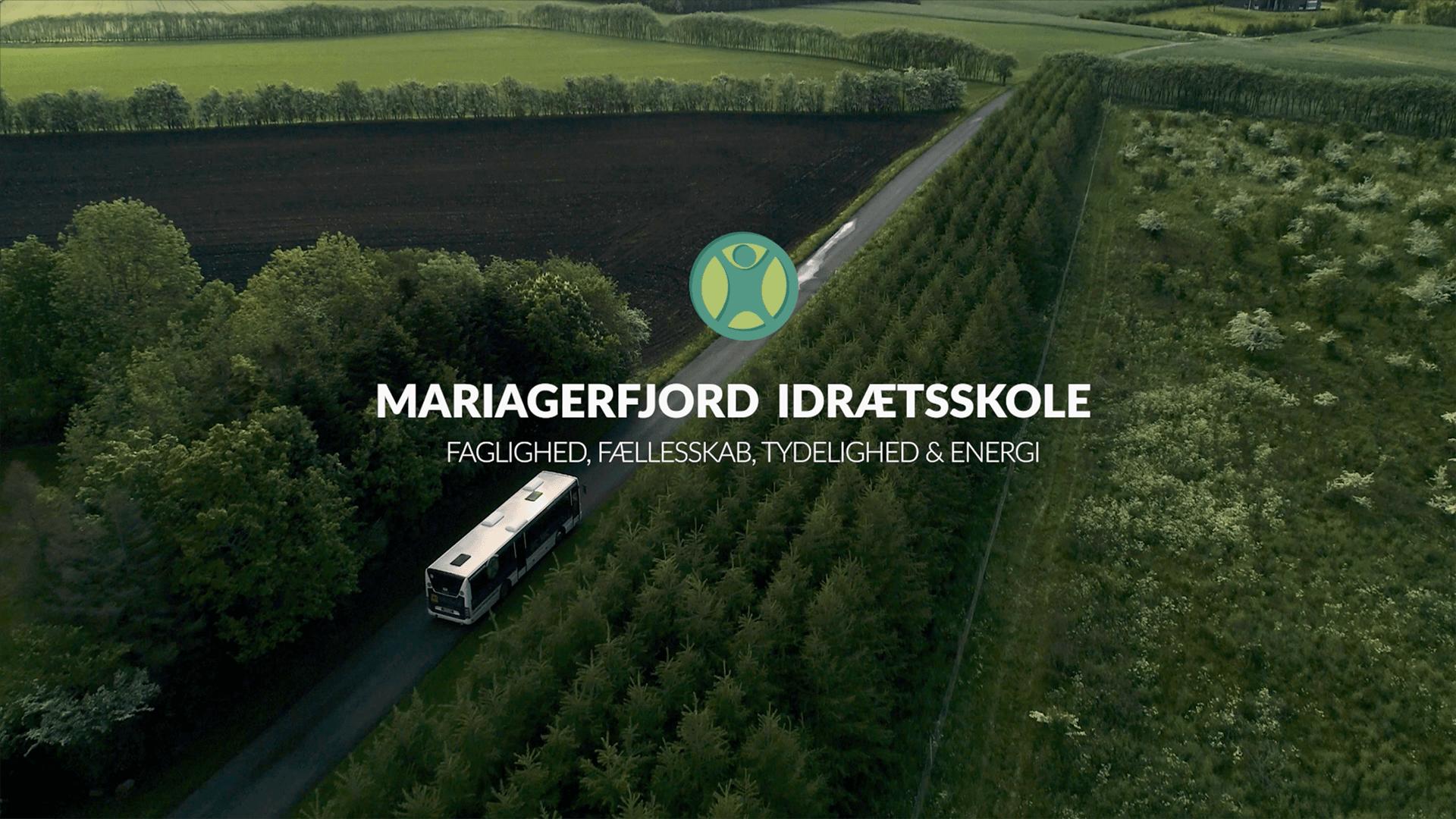 Mariagerfjord Idrætsskole Præsenteations video